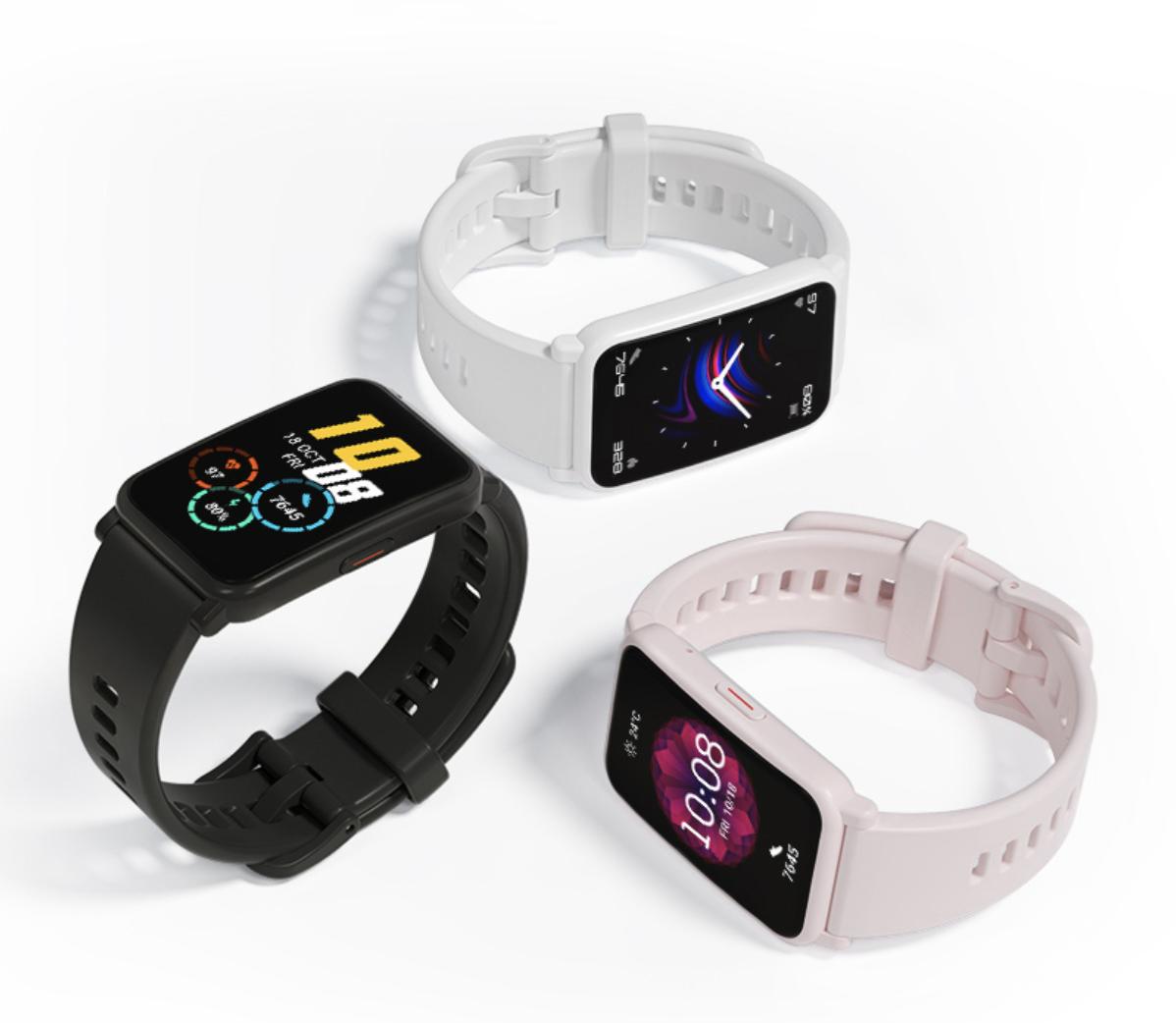 Honor Watch ES on elegantin tyylikäs älykello.