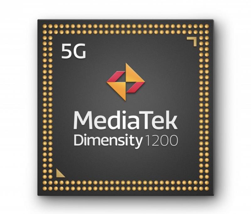 Dimensity 1200 on MediaTekin uusi kärkipiiri.