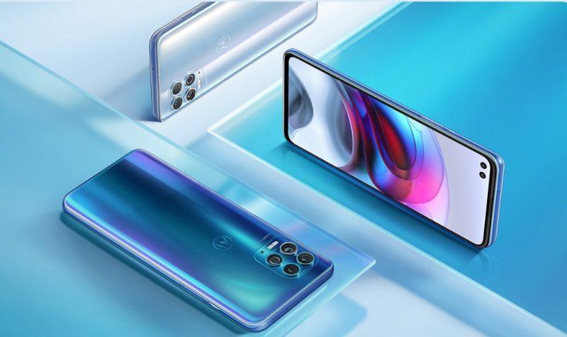 Motorola edge s on maailman ensimmäinen Snapdragon 870 -puhelin.