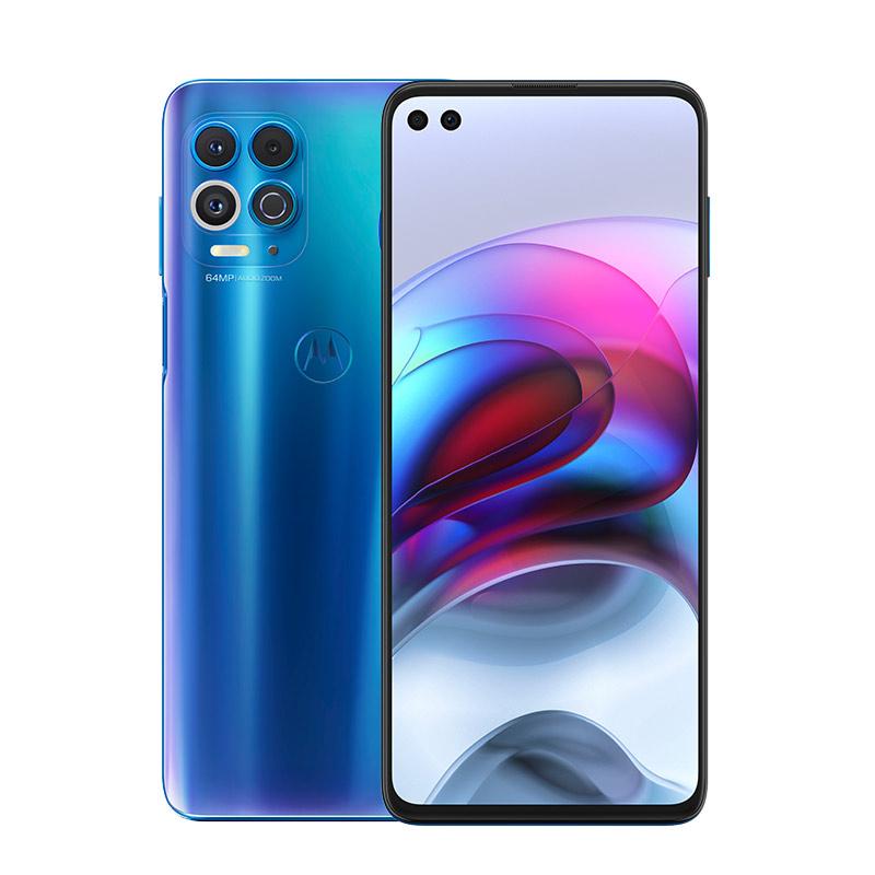 Motorola edge s sinisenä värinä.