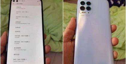 Nio-koodinimellinen Motorola-älypuhelin uusissa vuotokuvissa. Puhelimen näytöllä näkyvä Motorola edge+ -nimi ei pidä paikkansa.