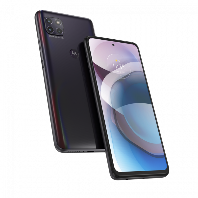 Motorola One 5G Ace.