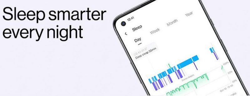 OnePlus-aktiivisuusranneke tulee tarjoamaan myös uniseurannan.
