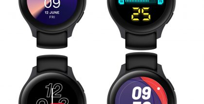 Näyttääkö OnePlussan älykello tältä vai onko kyse vasta keskeneräisistä kuvista, joissa onkin Oppo Watch RX? Vastausta ei vielä varmasti tiedetä.