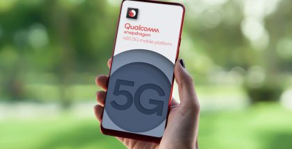Qualcomm Snapdragon 480.