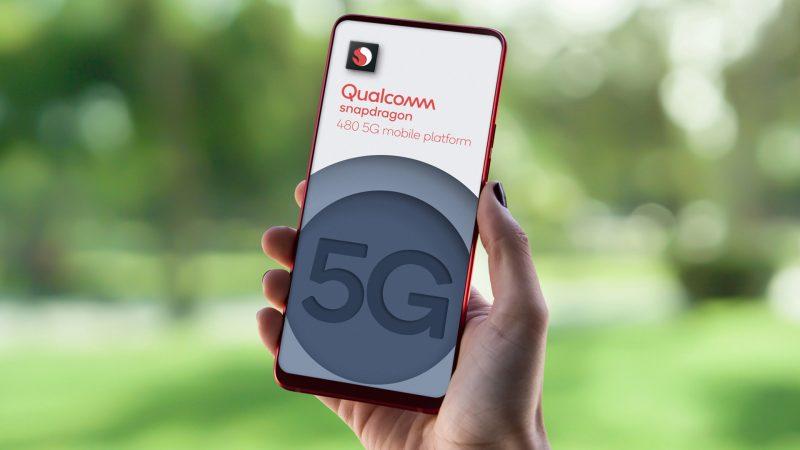 Qualcomm Snapdragon 480.