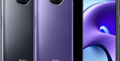 Xiaomi Redmi Note 9T.