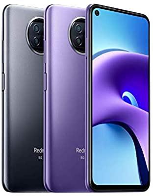 Redmi Note 9T:n kaksi värivaihtoehtoa paljastuneessa kuvassa.