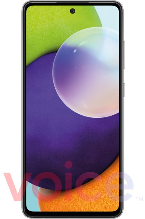 Samsung Galaxy A72 5G. Kuva: Evan Blass / Voice.