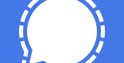 Signal logo.