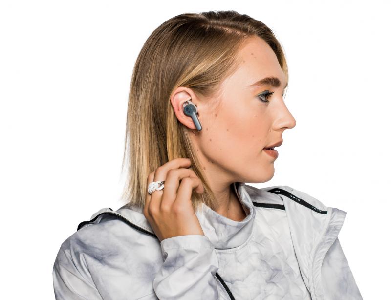 Skullcandy Indy ANC -kuulokkeet ovat sen ensimmäiset täyslangattomat nappikuulokkeet aktiivisella taustamelun vaimennuksella.