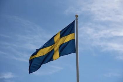 Ruotsi lippu.