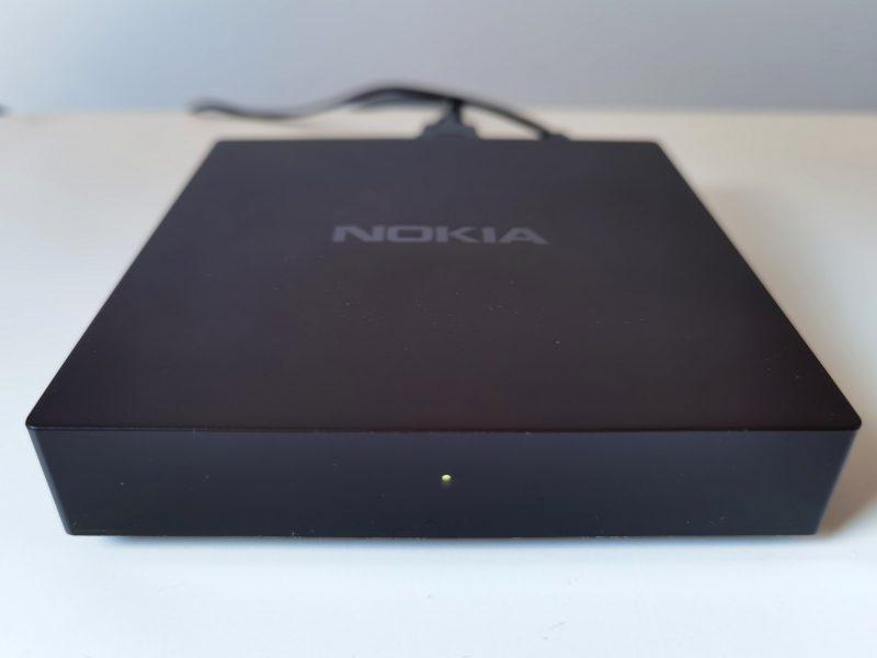Nokia-brändätty TV-boksi telee televisiosta älykkäämmän.