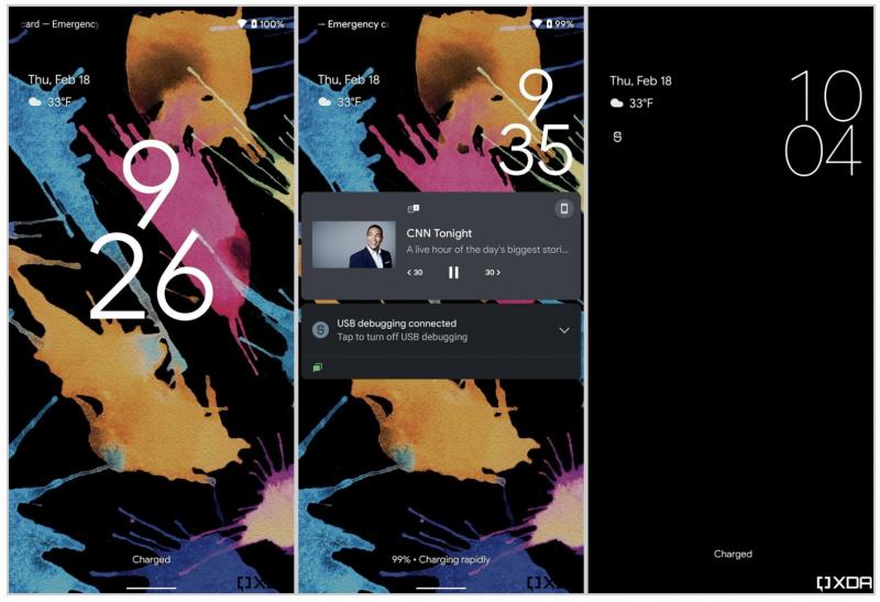 Tällaisia muutoksia Googlella on työn alla Android 12:ssa. XDA Developersin kuvat paljastavat ensimmäisessä esiversiossa vielä oletuksena piilossa olevat uudistukset.