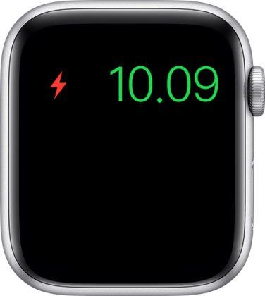 Apple Watchin Virransäästö-tila.