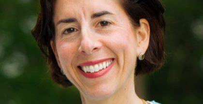 Presidentti Joe Bidenin ehdokas kauppaministeriksi, Gina Raimondo.