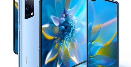 Huawei Mate X2:ssa on 8 ja 6,45 tuuman näytöt.