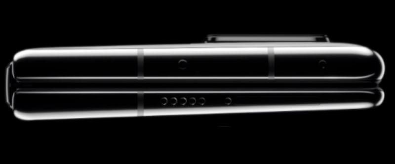 Suljettuna Huawei Mate X2:n paksuus on on 13,6-14,7 millimetriä.