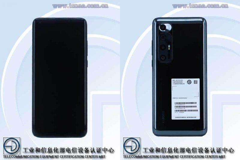 Xiaomin uusi Mi 10 -sarjalainen.