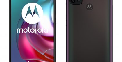 Motorola Moto G30, Phantom Black.