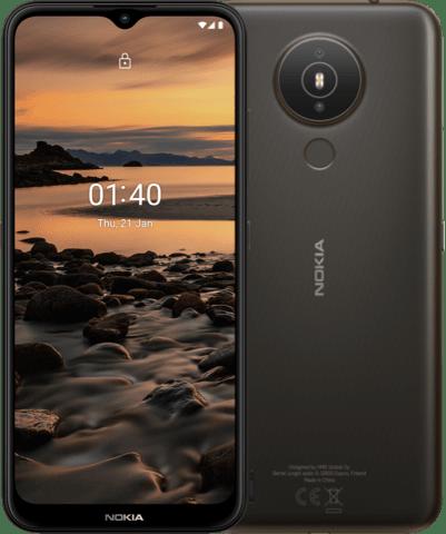 Nokia 1.4, Charcoal.