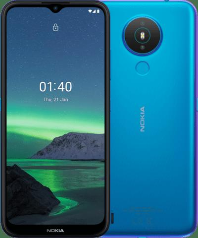 Nokia 1.4, Fjord.
