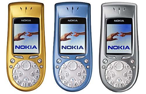Alkuperäinen Nokia 3650.