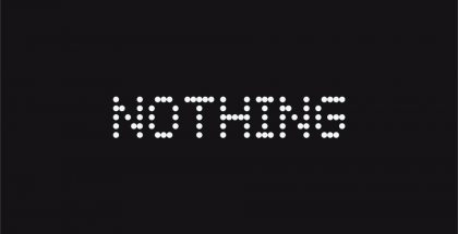 Nothing logo.