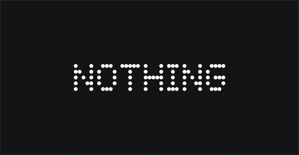 Nothing logo.