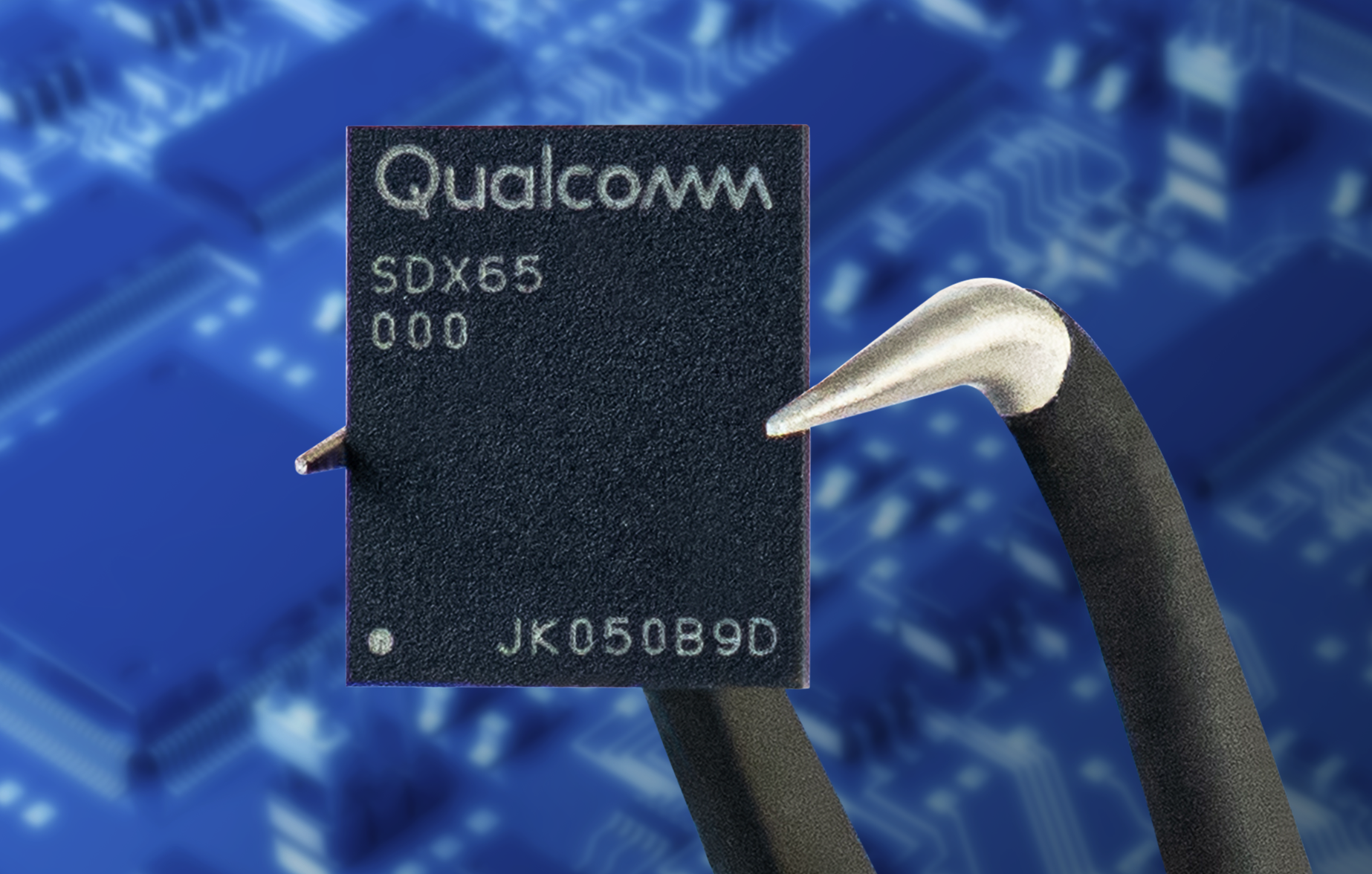 Qualcommin uusi Snapdragon X65 -5G-modeemipiiri.