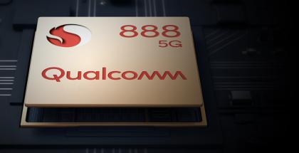Mi 11:n sisältämä Qualcomm Snapdragon 888 on suorituskyvyssä kärkeä Android-puhelimissa.