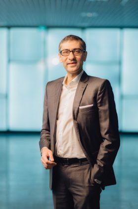 Nokian entinen toimitusjohtaja Rajeev Suri johtaa jatkossa Inmarsatia.