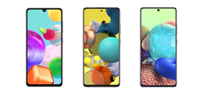 Samsungin Galaxy A -sarjan eri mallit ovat erittäin suosittuja kuukaudesta toiseen.