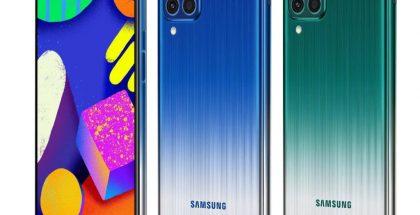 Samsung Galaxy F62.