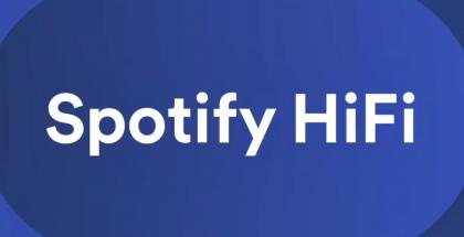 Spotify HiFi.