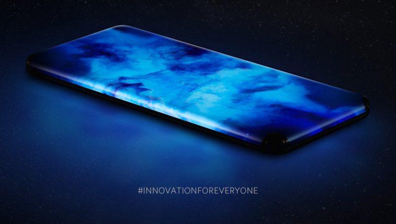 Xiaomin konseptipuhelimessa näyttö kaartuu neljälle reunalle eikä painikkeita tai portteja ole lainkaan.