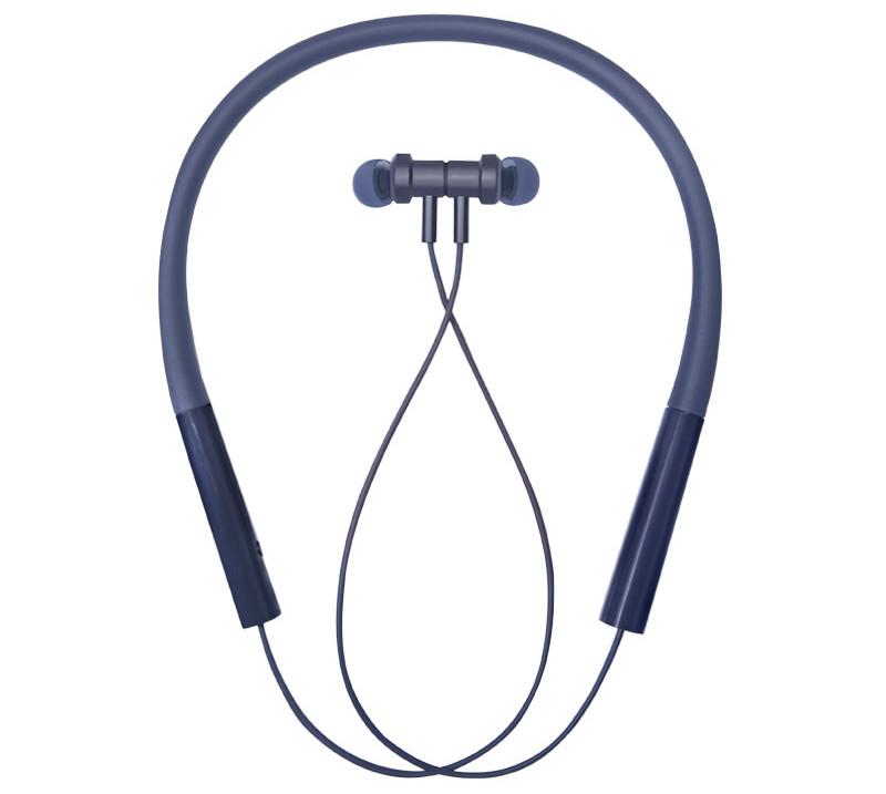 Mi Neckband Bluetooth Earphones Pro -kuulokkeet sinisenä.