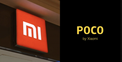 Xiaomi Poco logo.
