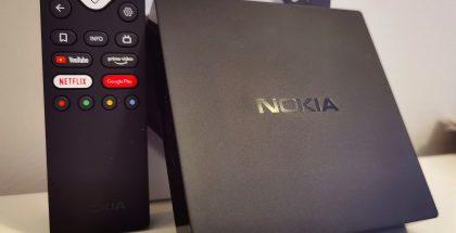 Nokia Streaming Box 8000.