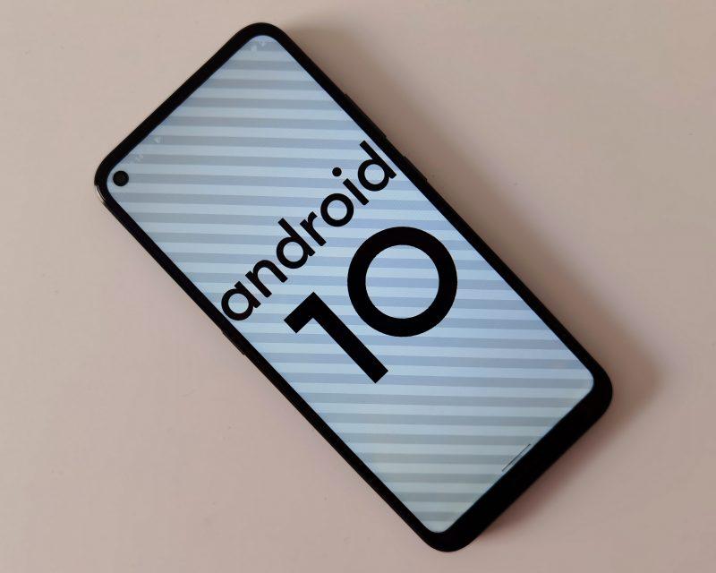 Android 10 -ohjelmisto on ennen pitkää päivittyvä Android 11:een.