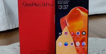 OnePlus 9 Pro.