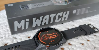 Xiaomi Mi Watch on hintaisekseen hyvä älykello.
