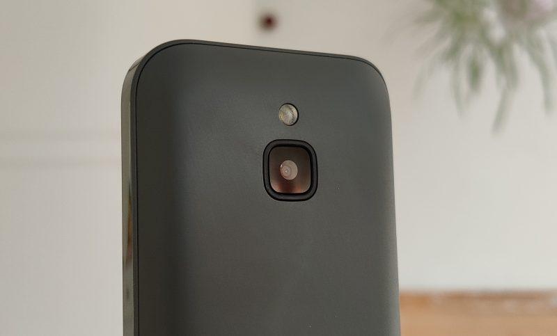 Nokia 6300 4G:ssä on 0,3 megapikselin kamera.