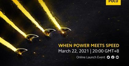 Globaali Poco-julkistus on ohjelmassa 22. maaliskuuta.