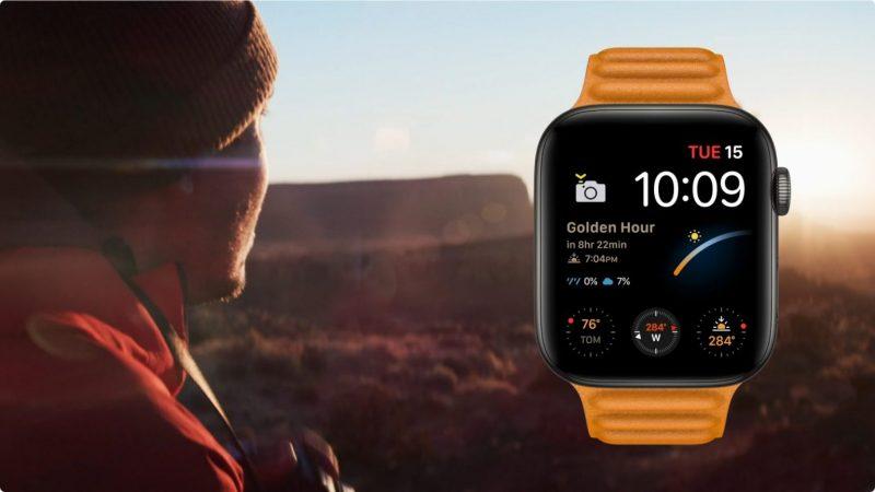 Applen huhutaan kehittävän kellostaan kestävämpää, jykevämpää versiota. Kuvassa Apple Watch Series 6.