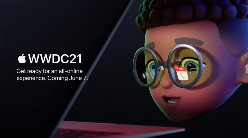 Applen WWDC21-tapahtuma käynnistyy 7. kesäkuuta 2021.