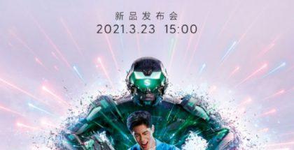 Black Shark 4 -julkistus tapahtuu 23. maaliskuuta.