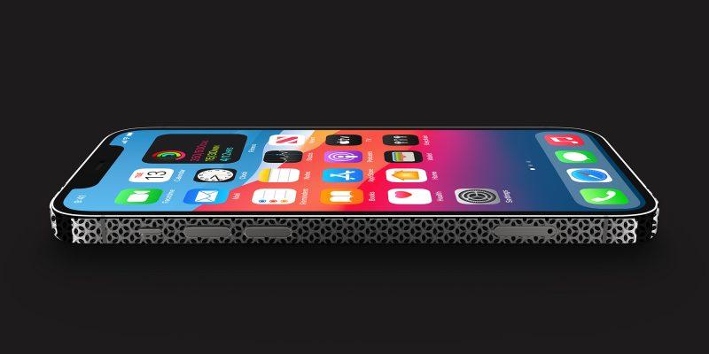 """Muokattu mallinnos """"juustohöylä-iPhonesta"""". Kuva: 9to5Mac."""