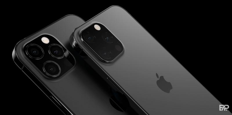 EverythingApplePron mallinnos mahdollisesta syksyn 2021 uudesta iPhonesta mattamustalla värillä. Myös takakamera-alueen designiin on tulossa ainakin pieniä uudistuksia.
