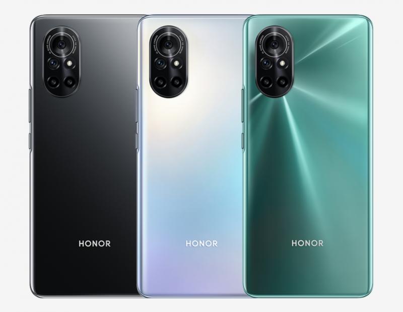 Honor V40 Liten värivaihtoehdot.